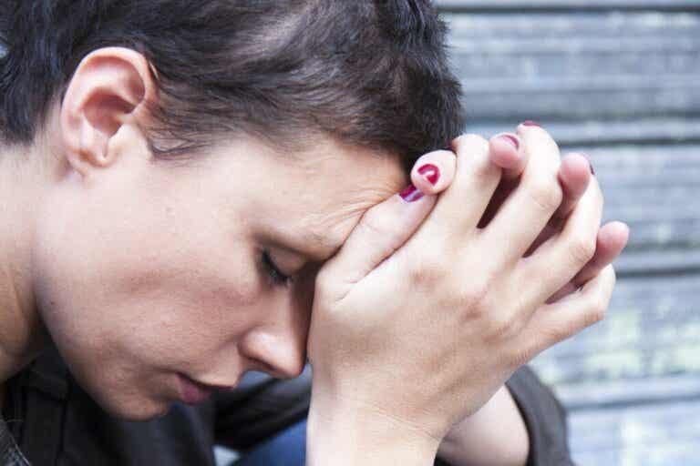 Akuutti jaksollinen stressi: toistuva ahdistuneisuus
