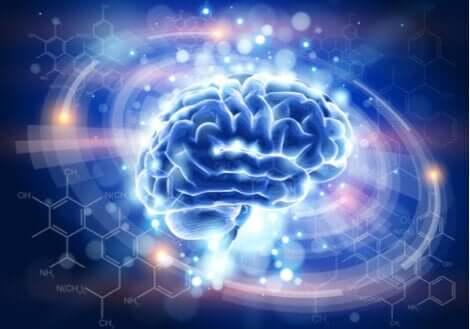 Sinisinä hohtavat aivot
