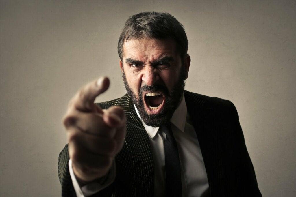 Vihan tai raivokohtauksen taakse kätkeytyy monissa tapauksissa suuri henkinen haava