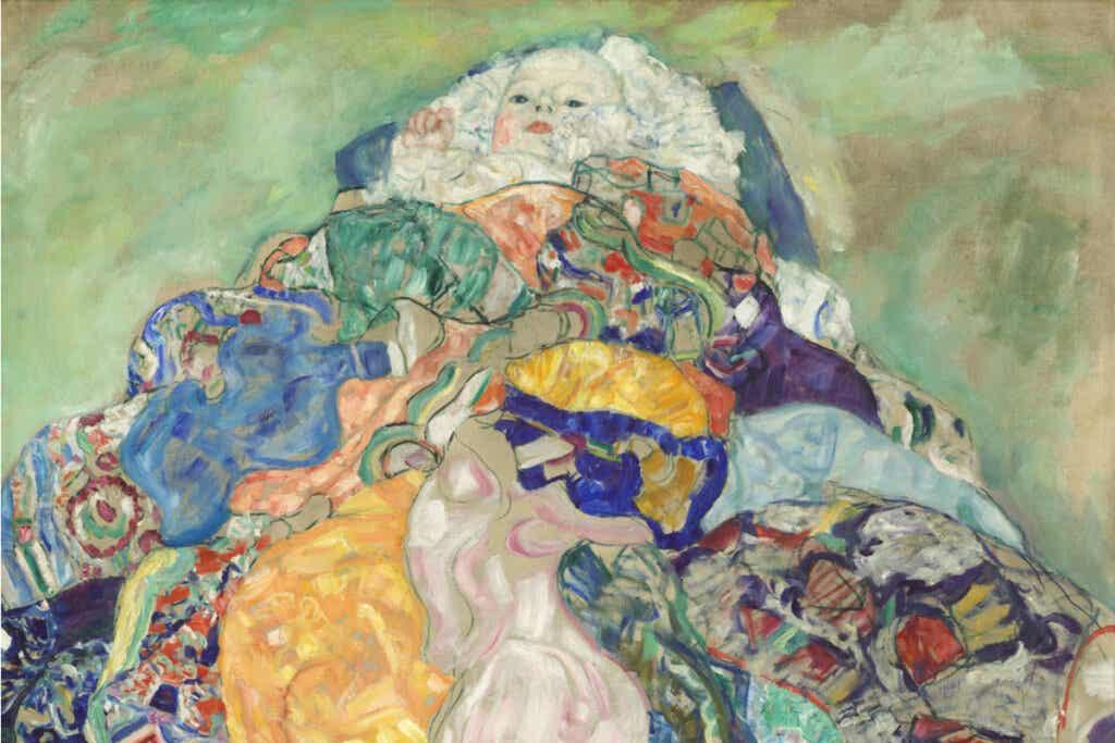 Gustav Klimt oli kiinnostunut ihmisen alitajunnasta, eli kaiken sen ymmärtämisestä, mikä sai hänet maalaamaan jonkun tietyn asian