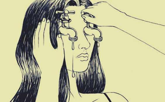 Ahdistunut mieli kiinnittää huomiota vain siihen tietoon, joka selittää tai saattaa selittää uhan tunnetta