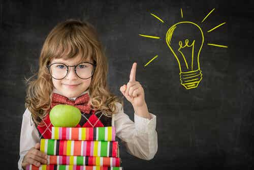 Lapsi tulee nähdä kyvykkäänä olentona, joka oppii virheistään.