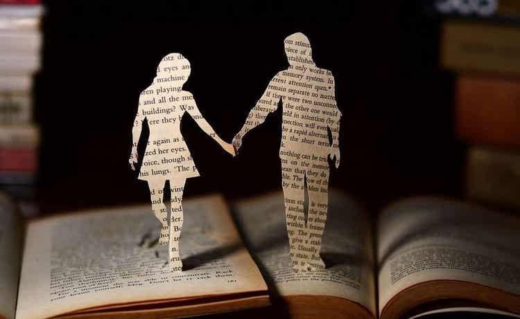 Älykkäiden ihmisten rakkaus ei synny helposti, mutta se ei ole myöskään mahdotonta.