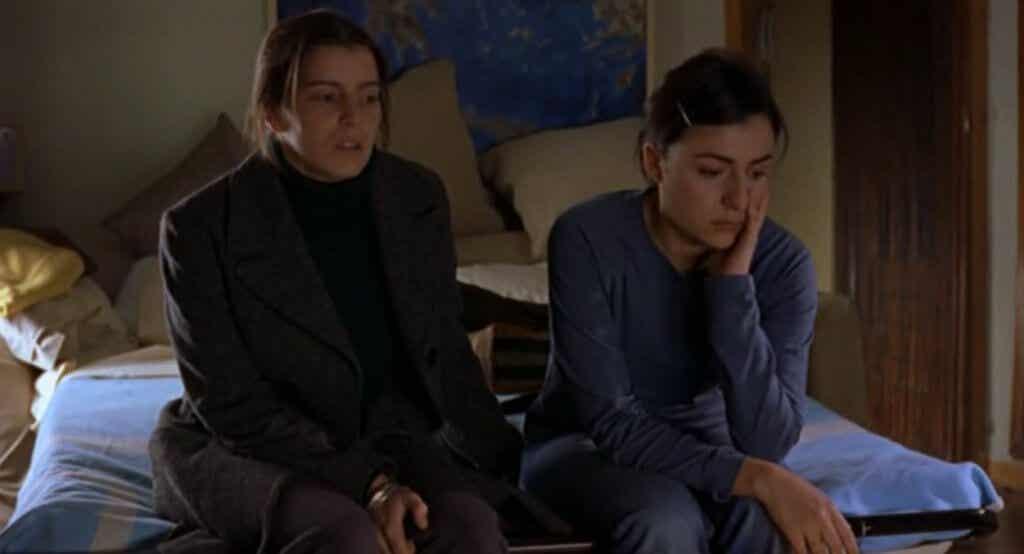 Elokuva Te doy mis ojos kuvaa naisen muuttuvaa roolia yhteiskunnassa.