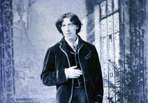 Oscar Wilden elämäkerta on traaginen