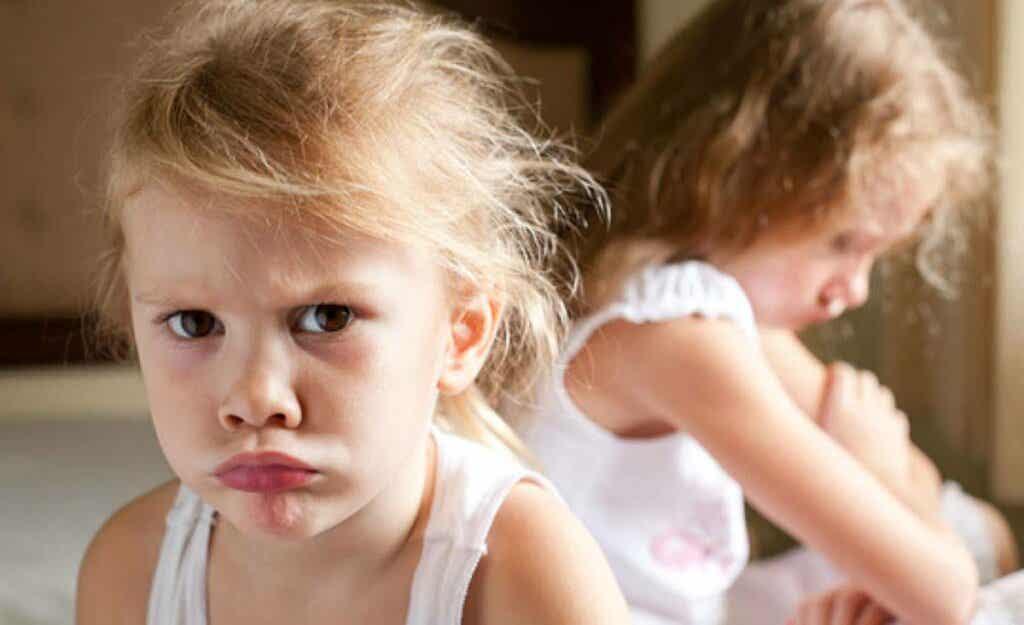 Yli 30 vuotta kestäneen tutkimuksen mukaan ahdistuksen juuret näkyvät jo 14 kuukauden ikäisillä lapsilla