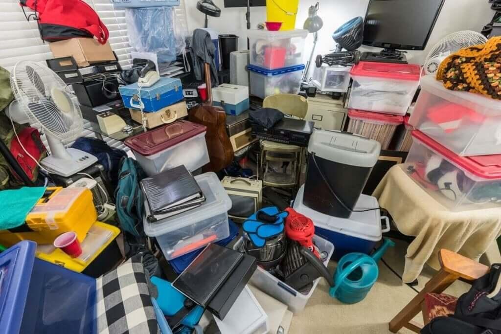Miksi jotkut ihmiset hamstraavat tavaraa pakonomaisesti?