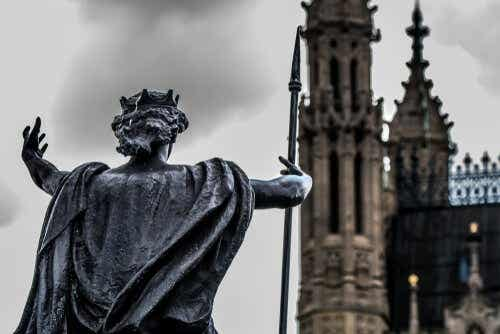 Boudicca on saanut oman patsaan Lontooseen