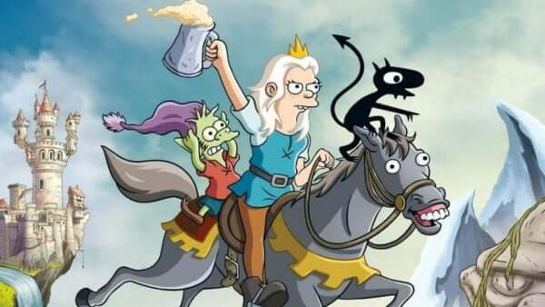 Disenchantment: Matt Groeningin keskiajan satiiri