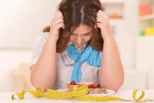 Tiukat dieetit aiheuttavat turhautumista