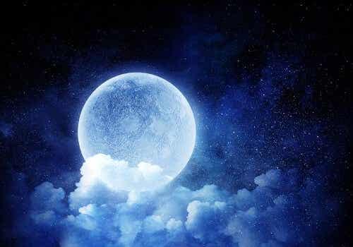 Täysikuun uskotaan vaikuttavan ihmisen käytökseen