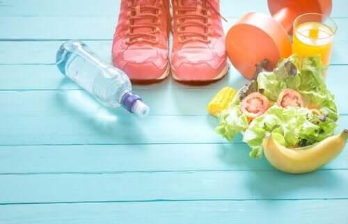 Lopeta tiukat dieetit ja aloita terveelliset elämäntavat