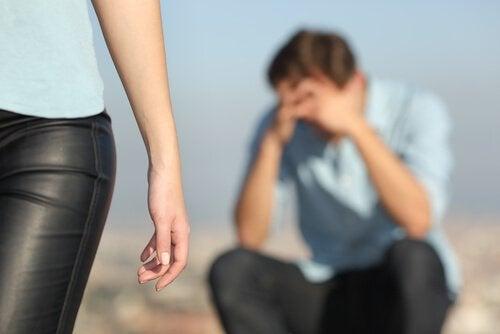 Haluatko erota, mutta et tiedä miten?