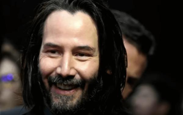 Hienoja lausahduksia Keanu Reevesilta