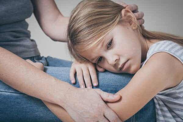 Lapset, joiden äidillä on epävakaa persoonallisuushäiriö