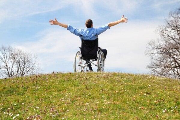 Miten elää fyysisen invaliditeetin kanssa